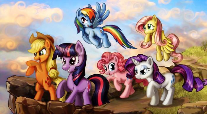 onward_ponies_by_harwicks_art-d4hhcdm.jpg (245 KB)