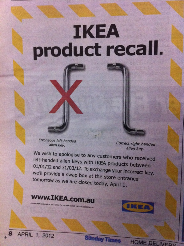 ikea Alien Key