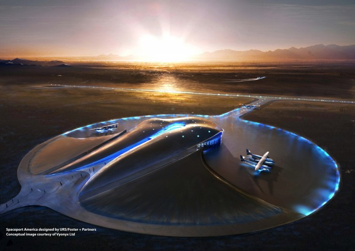 Spaceport 700x494 Spaceport America Technology Space