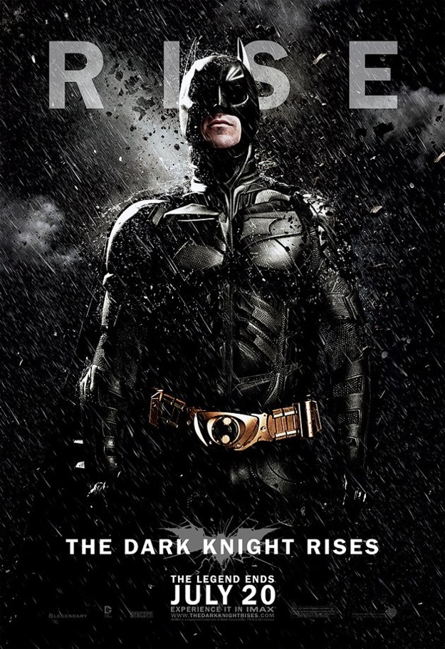 rise1337715942 DKR Posters Movies Movie posters Comic Books