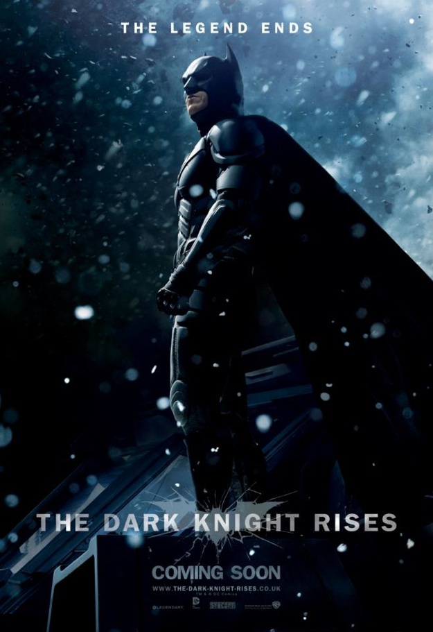 rise1337715996 DKR Posters Movies Movie posters Comic Books