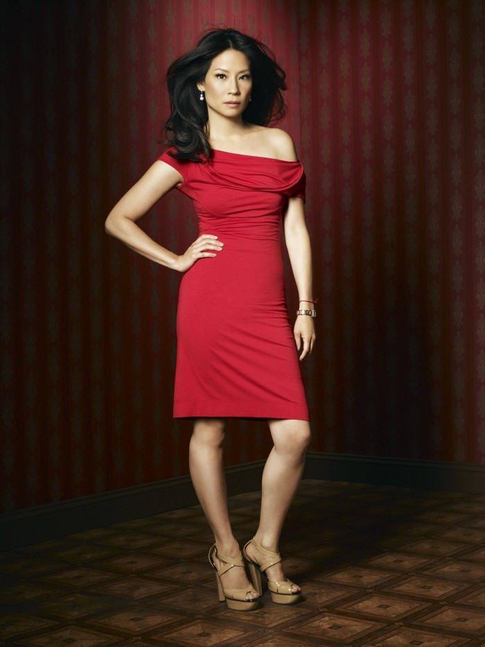 wnRrb 700x933 lucy liu in a red dress