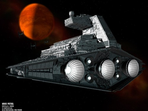 swyavin patrol2 500x375 Imperator class star destroyer Wallpaper