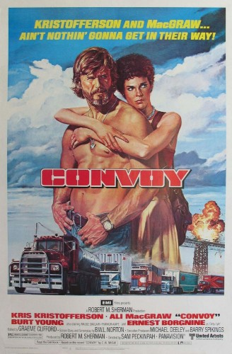 convoy xlg 328x500 Convoy Sexy Movie posters