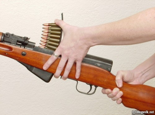 loadSKS 500x372 Loading an SKS Weapons