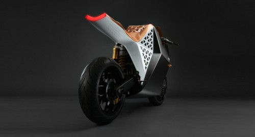 Mission One 34 Back 500x269 Mission One   Electric Motorcycle Technology