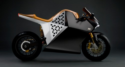 Mission One Side 500x269 Mission One   Electric Motorcycle Technology