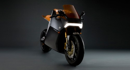 Mission one 34 Front 500x269 Mission One   Electric Motorcycle Technology