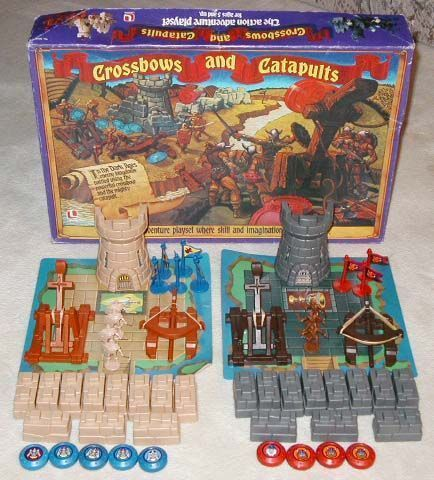 crossbows catapults CROSSBOWS AND CATAPULTS Gaming