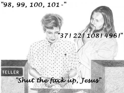 jesus dick 5 500x375 Jesus is a jerk.