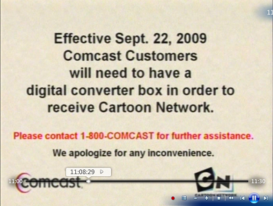 Screw You Comcast